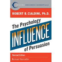INFLUENCE:PSYCHOLOGY OF PERSUASION R/E(B /HARPERCOLLINS USA/ROBERT B. CIALDINI