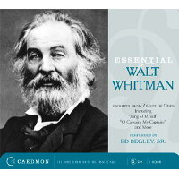 Essential Walt Whitman /HARPER COLLINS/Walt Whitman