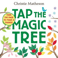TAP THE MAGIC TREE(BB) /GREEN WILLOW/WILLIAM MORROW (USA)/CHRISTIE MATHESON