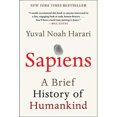 Sapiens: A Brief History of Humankind /PERENNIAL/Yuval Noah Harari