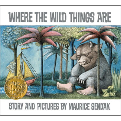 WHERE THE WILD THINGS ARE(P) /HARPER TROPHY (USA)/MAURICE SENDAK