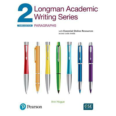 Longman Academic Writing Series 2: Paragraphs, with Essential Online Resources /PEARSON EDUCATION ESL/Ann Hogue