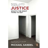 JUSTICE(B) /PENGUIN UK/MICHAEL J. SANDEL