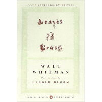 Leaves of Grass: (1855) (Penguin Classics Deluxe Edition) Anniversary/PENGUIN GROUP/Walt Whitman, Former Owner