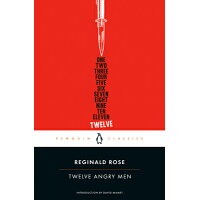 TWELVE ANGRY MEN(B) /PENGUIN CLASSICS USA/REGINALD ROSE