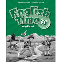 English Time 2nd Edition Level 3 Workbook