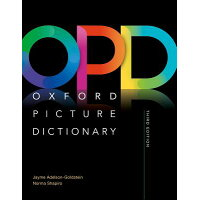 Oxford Picture Dictionary Third Edition: Monolingual Dictionary /PAPERBACKSHOP UK IMPORT/Jayme Adelson-Goldstein