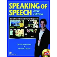SPEAKING OF SPEECH 1:SB+DVD N/E /MACMILLAN LANGUAGEHOUSE/.
