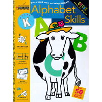 Alphabet Skills (Kindergarten) Workbook/GOLDEN BOOKS PUB CO INC/Golden Books