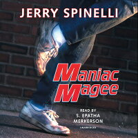 Maniac Magee /LISTENING LIBRARY/Jerry Spinelli