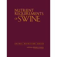 Nutrient Requirements of Swine Revised/NATL ACADEMY PR/National Research Council