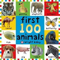 First 100 Animals Big Board/PRIDDY BOOKS/Roger Priddy