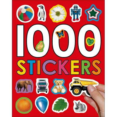 1000 STICKERS(P) /PRIDDY BOOKS (USA)/PRIDDY BOOKS
