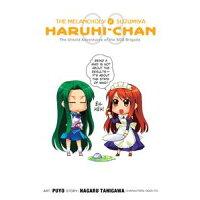The Melancholy of Suzumiya Haruhi-Chan, Volume 3: The Untold Adventures of the SOS Brigade /YEN PR/Nagaru Tanigawa