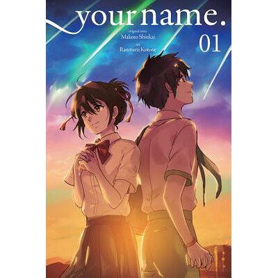 Your Name., Vol. 1 (Manga) /YEN PR/Makoto Shinkai