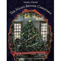 The Night Before Christmas /LITTLE BROWN/Clement Clarke Moore