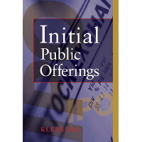Initial Public Offerings /SOUTH WESTERN/Richard P. Kleeburg