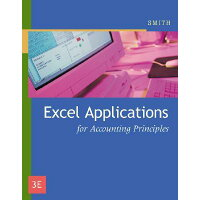 Excel Applications for Accounting Principles /SOUTH WESTERN/Gaylord N. Smith