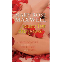 Sauce for the Goose /BLACK LACE/Mary Rose Maxwell