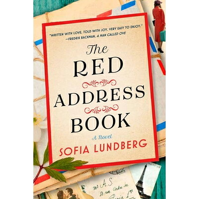 The Red Address Book /MARINER BOOKS/Sofia Lundberg