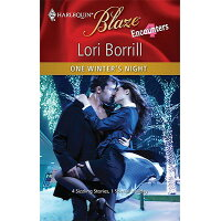 One Winter's Night /HARLEQUIN BOOKS/Lori Borrill
