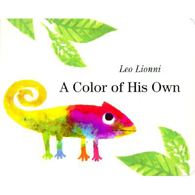COLOR OF HIS OWN,A(BB) /ALFRED KNOPF (USA)/LEO LIONNI