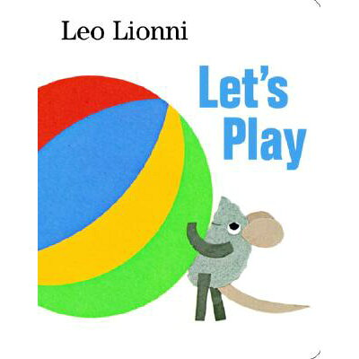 LET'S PLAY(BB) /ALFRED KNOPF (USA)/LEO LIONNI