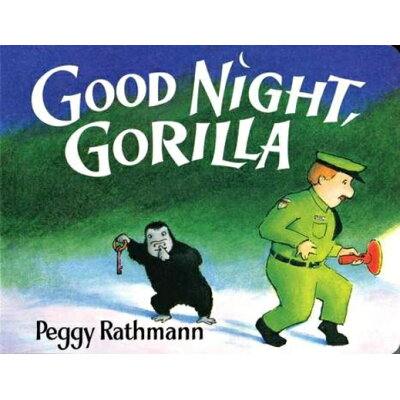 Good Night, Gorilla Board Book /PUTNAM YOUNG READERS/Peggy Rathmann