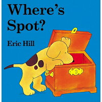 WHERE'S SPOT?(BB) /PENGUIN BOOKS USA/ERIC HILL