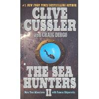 SEA HUNTERS II,THE(A) /BERKLEY PUBLISHING (USA)/CLIVE & DIRGO CUSSLER, CRAIG