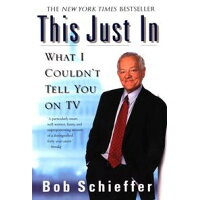 THIS JUST IN(B) /BERKLEY PUBLISHING (USA)/BOB SCHIEFFER
