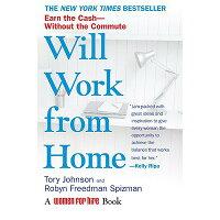 WILL WORK FROM HOME(B) /BERKLEY PUBLISHING (USA)/TORY JOHNSON
