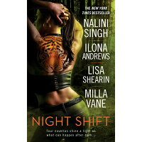 NIGHT SHIFT(A) /BERKLEY PUBLISHING (USA)/NALINI ET AL SINGH