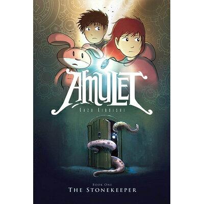 The Stonekeeper (Amulet #1) /GRAPHIX/Kazu Kibuishi