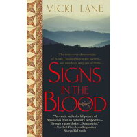 Signs in the Blood /BANTAM DELL/Vicki Lane