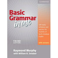 BASIC GRAMMAR IN USE (3/E): SB W/AK /CAMBRIDGE UNIVERSITY PRESS/CAMBRIDGE