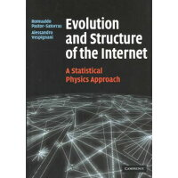 Evolution & Structure Of The Internet A Statistical Physics Approach