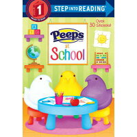 Peeps at School (Peeps) /RANDOM HOUSE/Andrea Posner-Sanchez