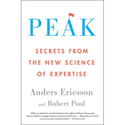 PEAK(B) /MARINER BOOKS (USA)./ANDERS/POOL ERICSSON, ROBERT