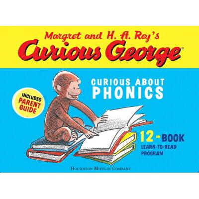 Curious George Curious about Phonics 12-Book Set /HOUGHTON MIFFLIN/H. A. Rey