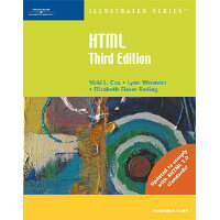 HTML Illustrated Introductory /COURSE TECHNOLOGY/Elizabeth Eisner Reding