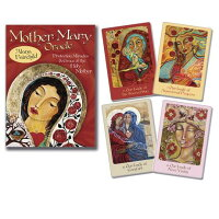 Mother Mary Oracle: Protection Miracles & Grace of the Holy Mother Cards W/ Book/LLEWELLYN PUBN/Alana Fairchild