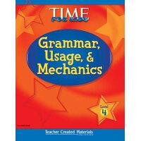 Grammar, Usage, and Mechanics (Level 4) (Level 4) /TEACHER CREATED MATERIALS/Teacher Created Materials