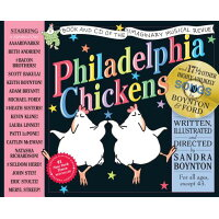 Philadelphia Chickens With CD /WORKMAN PUB CO/Sandra Boynton