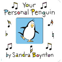Your Personal Penguin /WORKMAN PUB CO/Sandra Boynton