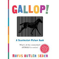 GALLOP! /WORKMAN PUBLISHING CO (USA)./RUFUS BUTLER SEDER