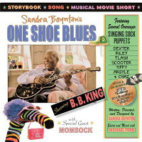 One Shoe Blues With DVD /WORKMAN PUB CO/Sandra Boynton