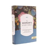 NIV, the Woman's Study Bible, Hardcover, Full-Color: Receiving God's Truth for Balance, Hope, and Tr /THOMAS NELSON PUB/Dorothy Kelley Patterson