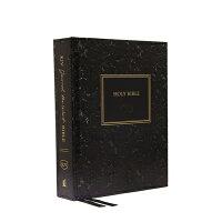 KJV, Journal the Word Bible, Hardcover, Black, Red Letter Edition, Comfort Print: Reflect, Journal, /NELSONWORD PUB GROUP/Thomas Nelson