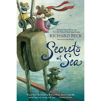 Secrets at Sea /DIAL (CHILDREN)/Richard Peck